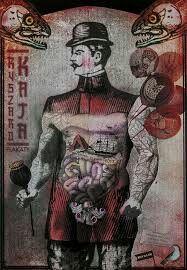 Plakat Ryszard Kaja