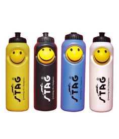 Stag  BALL SMILEY Water Bottle