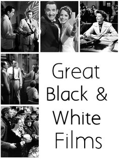 Top 10  list of great black & white films (plus a few honorable mentions at the end) | Centsational Girl