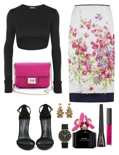 """""""Date night...bring on the Spring!"""" by lisamichele-cdxci ❤ liked on Polyvore"""