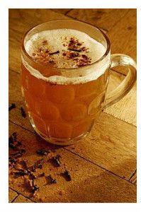 lek protiv prehlade i kaslja - vruce pivo sa medom