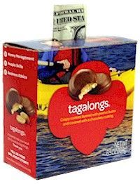 ways to reuse girl scout cookie boxes - Google Search