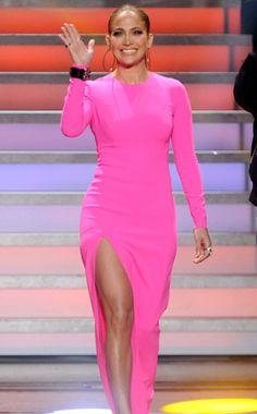 neon baby Jennifer Lopez