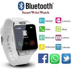 Download dz09 smartwatch user manual pdf qr codes apk files new led electronic intelligent wristwatch sport gold smart watch fandeluxe Images