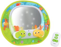 Brica Baby In-Sight Magical Firefly Auto Mirror - Free Shipping