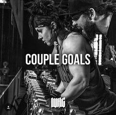 Couple goals. DLB x Rob Bailey. https://www.musclesaurus.com