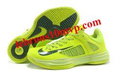 c3b9c2a8b158 Nike Lunar Hyperdunk X Low 2012 Fluorescent GreenBlack Green Basketball  Shoes