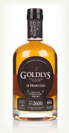 Goldlys, Belgian Single Malt 12 years sherry cask finish