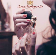 Jizan Perfumes #perfume #fashion #nails