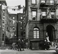 Lower east side NY apartments c.1920s/30s