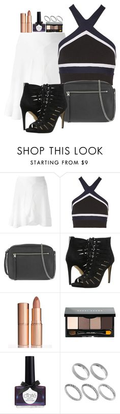 """""""Untitled #2329"""" by abigailtaylor ❤ liked on Polyvore featuring Chloé, Jonathan Simkhai, AllSaints, Vince Camuto, Charlotte Tilbury, Bobbi Brown Cosmetics, Ciaté, ASOS, women's clothing and women"""