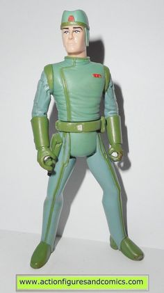 star wars action figures CLOUD CAR PILOT expanded universe concept