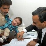 Acusan de intento de asesinato a bebé de 9 meses en Pakistán