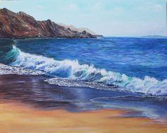 Ocean Paintings - Google Search