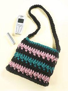 Ravelry: Midnight Jewels Bag pattern by Tammy Hildebrand