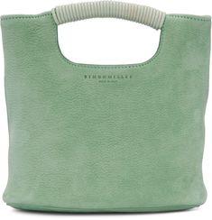Simon Miller - Nubuck Mini Birch Bag. Like the idea of the handle...