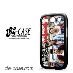 One Direction Midnight Memories Collage DEAL-8242 Samsung Phonecase Cover For Samsung Galaxy S3 / S3 Mini