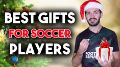 We are going over the best Christmas gifts for soccer players in this video! All links to what I mention in the video are down below. Best Christmas Gifts, Best Gifts, Soccer Tips, Soccer Players, Training Programs, Psychology, Baseball Cards, Motivation, Sports