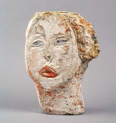 Alberto Giacometti: «Kopf einer Frau (Flora Mayo)» von 1926.