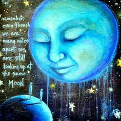 Somewhere out there beneath the pale moonlight.someone's thinking of me and loving me tonight♥ Moon Shadow, Sun Moon Stars, Sun And Stars, Moon Quotes, Moon Dance, Moon Illustration, Cancer Moon, Moon Pictures, Good Night Moon