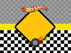 Learn everything there is to know about Hot Wheels at the hobbyDB database Hot Wheels Party, Hot Wheels Birthday, Birthday Party Menu, Race Party, Cars Birthday Parties, Monster Truck Party, Party Rock, Candy Party, Party Printables