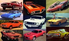great muscle cars | GeT ShOcKeD: Total Car Score Names The Top 10 Best Muscle Cars