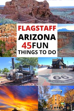 Discover all the best things to do in Flagstaff Arizona with this big list of fun stuff to do in and around Flagstaff. Hiking in Flagstaff, coffee shops in Flagstaff, Beer pubs in Flagstaff, Ruins in Flagstaff, National Parks near Flagstaff