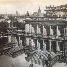 Кёнигсберг. Торгово-промышленная палата в здании биржи.1930 года