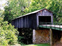 Euharlee Covered Bridge - Cartersville, GA