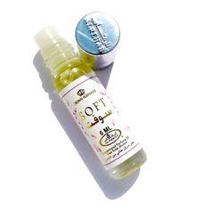 Al Rehab Soft (parfémový olej s vůní cukrárny)