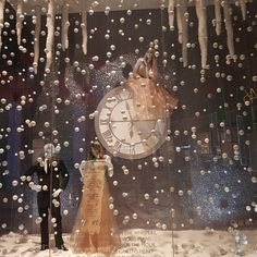 "HARVEY NICHOLS, Mall of the Emirates, Dubai, United Arab Emirates, ""Christmas Time"", pinned by Ton van der Veer"