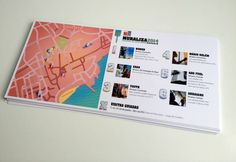 Brochura MURALIZA 2014 (verso) /// Flyer MURALIZA 2014 (back)