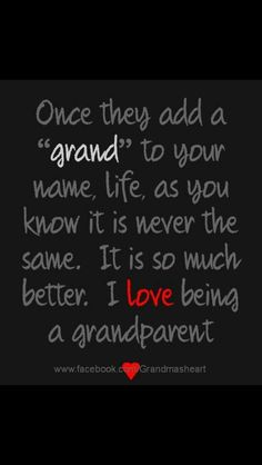 What's grander than being Grandparents is having GrandSugars. Great Quotes, Me Quotes, Inspirational Quotes, Quotes About Grandchildren, Grandkids Quotes, Grandmothers Love, Grandma Quotes, Grandma And Grandpa, Grandparents Day