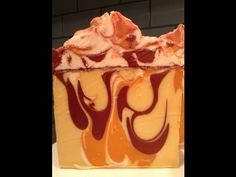 Cold Process - 'Walking on Sunshine' Soap Recipe