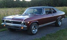 Chevrolet :1968 Nova SS 396