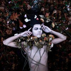 Upon Awakening by Helen Warner (airgarten) on Flickr.