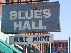 Juke Joint. Vintage