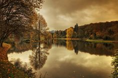 Stourhead Gardens In Autumn by The Narratographer - Photo 151388983 - 500px
