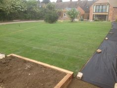 Lawn turfing, Hanwell, Oxfordshire Lawn Care, Green, Lawn Maintenance