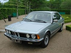 BMW Heaven Specification Database | Specifications for BMW 728i E23 Sedan (1979-1986)