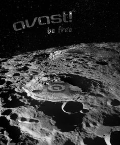Avast makes an IMPACT on the security of your devices.  Get it for free! #crater #moon #tbt