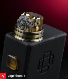 Credit to @vapephotoid : #druga22mm in single coil mode : @vapephotoid Build by : @syahrizkyeria