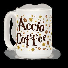 Accio Coffee | T-Shirts, Tank Tops, Sweatshirts and Hoodies | HUMAN