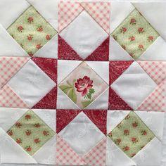 Block 86 of The Splendid Sampler Quilt