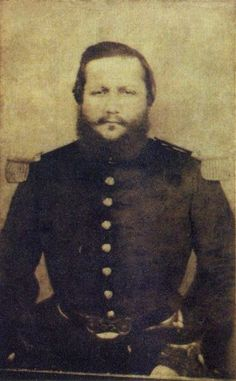 Última fotografia de Francisco Solano López, 1870. Paraguayan president Francisco Solano López (24/07/1827-01/03/1870) is killed at the Battle of Cerro Corá, effectively ending the disastrous Paraguayan War (also known as the War of the Triple Alliance), fought against an alliance of Brazil, Uruguay, and Argentina. #HistoryofParaguayan