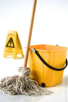I got carried away making doll size cleaning supplies and when I sat down to put this post together, it was way too long! I decided to split it into 2 parts. Today I will show you how to make a doll size mop, mop bucket, wet floor sign, and even a little shiny wet...Read More »