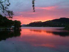 Sunrise by Ingrid Sherson
