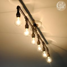 To Make A Fabulous Plumbing Pipe Light Fixture! How To Make A Fabulous Plumbing Pipe Light Fixture!