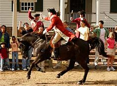 Colonial Williamsburg - what to see and do.  Also, follow the link below to awesome loging options at Williamsburg:  http://www.colonialwilliamsburg.com/visit/hotels/colonialhouses/images/ColHouses_0.pdf