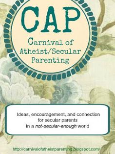 Carnival of Atheist Parenting: CAP Abeka Homeschool, Homeschool Blogs, Homeschooling, Atheist Blog, Atheist Agnostic, Ikea Kids, Ikea Children, Athiest, Making Connections